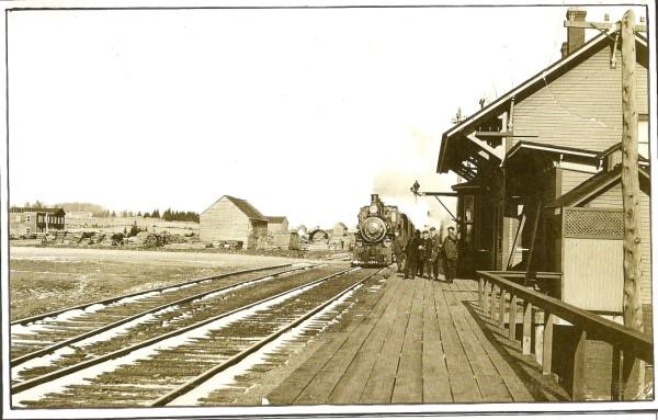 Les trains et le chemin de fer histoire de weedon - La grange du bien etre vendegies au bois ...