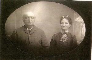 Ce couple a une descendance impressionnante dans la région de Weedon, au Québec et même en Amérique. Qui suis-je?