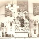 Vous pouvez contempler l'intérieur du sanctuaire de St-Gérard que des pèlerins du monde ont visité.