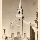 Voici l'église St-Janvier de Weedon construite en 1924 sur la rue St-Janvier.