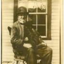 Voici Étienne Fortin, l'ancêtre de plusieurs personnes portant ce nom très commun dans la région weedonnaise. Il était enfant lorsqu'il est arrivé à Weedon avec ses parents.