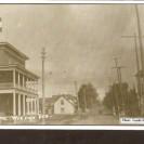 L'hôtel Lasalle était un centre d'activités important situé près de la gare de Weedon.